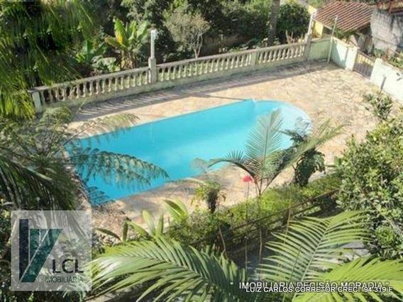 Chácara Com 4 Dormitórios À Venda, 1400 M² Por R$ 800.000,00 - Ressaca - Itapecerica Da Serra/sp - Ch0003