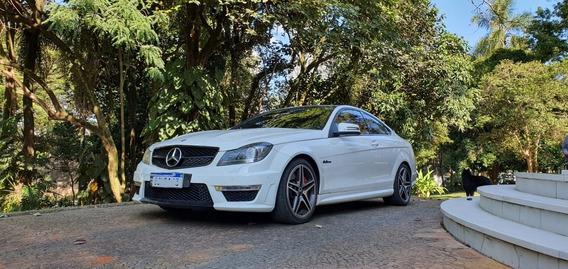 Mercedes-benz Classe C 2013 6.3 Amg 2p