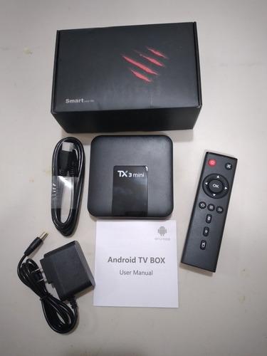 Tv Box Tx3 Mini 1gb 16gb Smart Tv Android 7.1