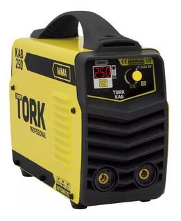 Inversor Maquina Solda 250a Ie-8250 Bivolt Tork
