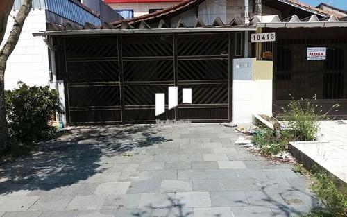 Casa Bem Localizada Em Praia Grande Sp.