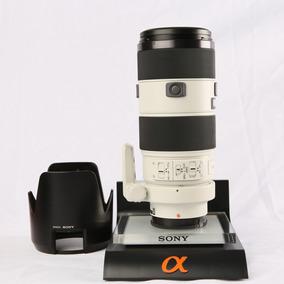 Lente Sony 70-200mm F/2.8 G Ssm A-mount Sal70200g