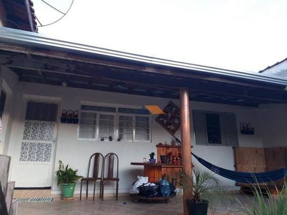 Casa Com 4 Dormitórios À Venda, 238 M² Por R$ 420.000 - Vila Queiroz - Limeira/sp - Ca0855