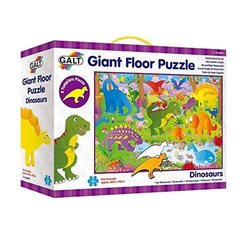Puzzle De Piso Galt Giant 36 - Dinosaurios