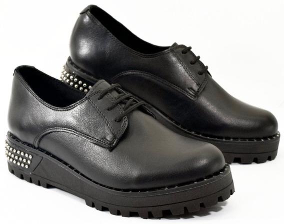 Zapato Plataforma Mujer Savage Cn-1-s Calzados Susy