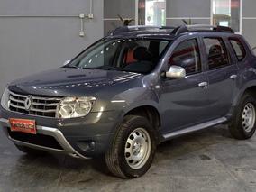 Renault Duster Expression 1.6 Nafta 4x2 2012 5 Puertas Gris