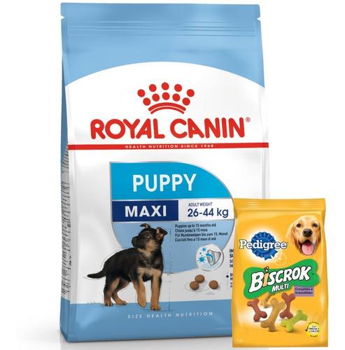 Royal Canin Maxi Junior 15k+ Promo -ver Foto+ Envío Todo Uy!