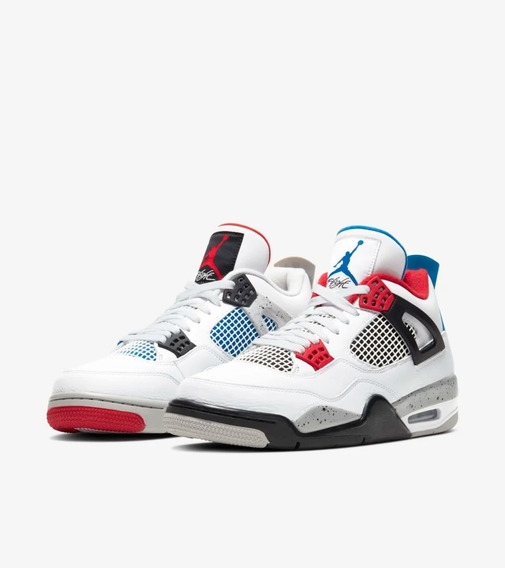 Tênis Nike Air Jordan 4 Se What The Ds 44 Original Garantia