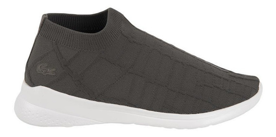 Tenis Casual Lacoste Lt Fit Sock 219 1 Sma 22a9 Id-826626