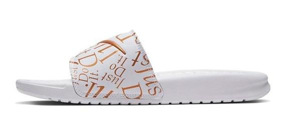 Nike Ojotas Benassi Jdi Print Women 618919 116 (8920)