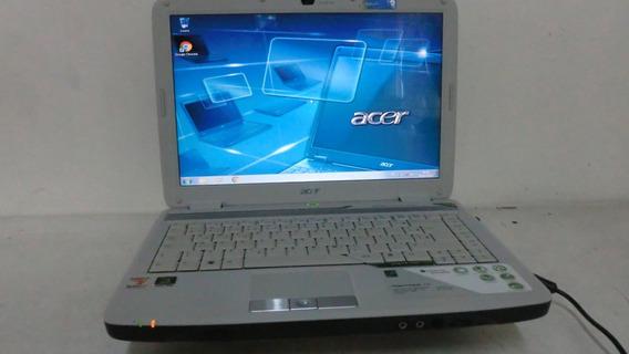 Notebook Acer Aspire 4520 - Hd 160 Gb - Bateria Ruim