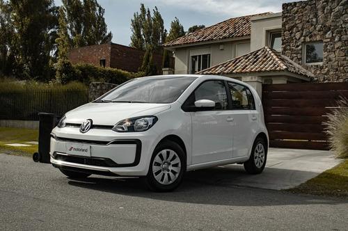 Volkswagen Up Move 1.0 2021 Impecable! - Permuto / Financio