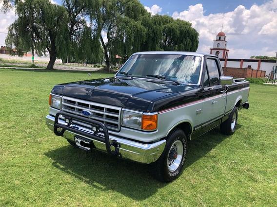 Ford F200 Xlt 1989