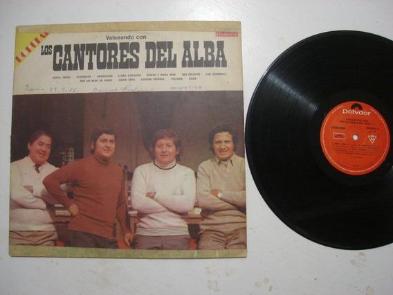 Lp Los Cantores Del Alba Valseando Con Importado Argentina