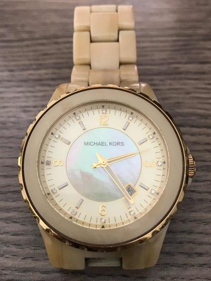 Relógio Michael Kors Original Mk 5299