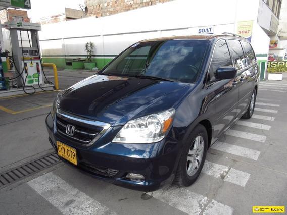 Honda Odyssey Familier