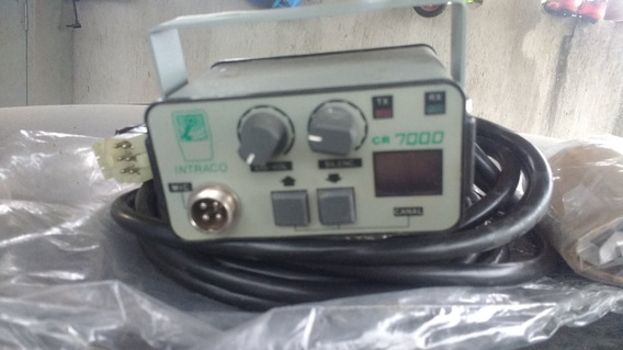 Kit Monitor Intraco Cr7000