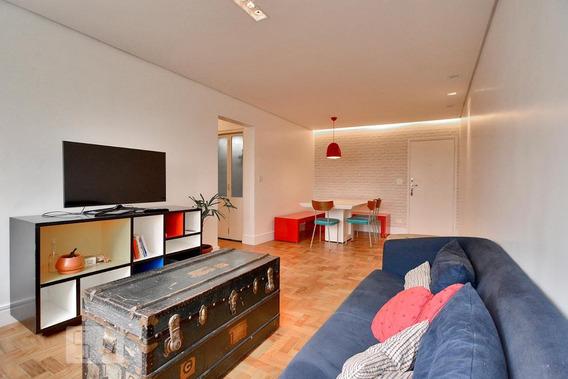 Apartamento Para Aluguel - Perdizes, 2 Quartos, 85 - 893003725