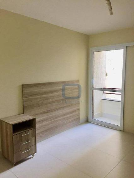 Belíssimo Apartamento Com 1 Dormitório E Sacada, À Venda Por R$ 165 Mil - Centro - Campinas/sp - Ap0934