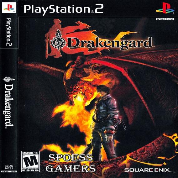 Drakengard 1 Ps2 Patch ( Rpg )