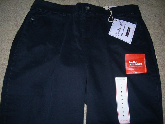 Dockers Pantalon Dama Corte Capri Talla 4 30 Ver