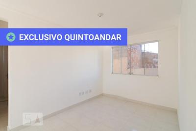 Apartamento No 2º Andar Com 2 Dormitórios E 1 Garagem - Id: 892908733 - 208733
