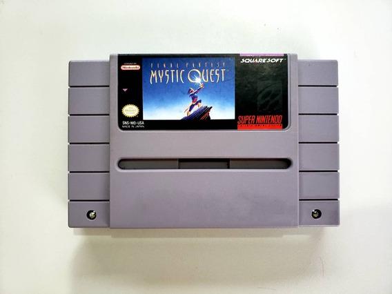 Final Fantasy Mystic Quest Original Snes