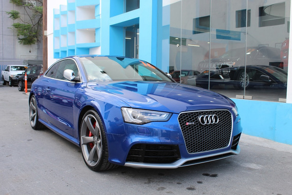 Audi Coupe Serie Rs Version Rs5 2016 Automatico