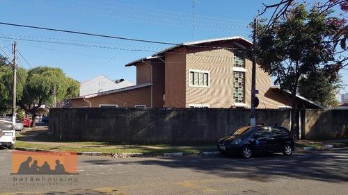 Imagem 1 de 14 de Casa Com 4 Dormitórios À Venda, 345 M² Por Jardim Santa Genebra Ii (barão Geraldo) - Campinas/sp - Ca1747