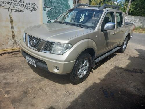 Nissan Frontier 2009 2.5 Se Cab. Dupla 4x4 4p