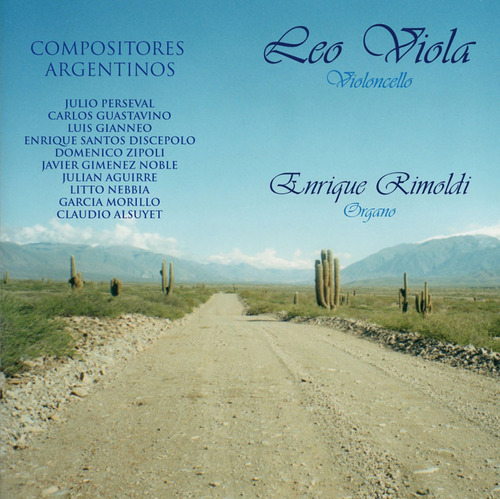 Leo Viola - Compositores Argentinos - Cd