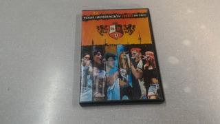 Rbd - Tour Generacion Rbd En Vivo - Dvd - Original