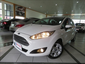 Ford Fiesta Hatch S.e 1.6 Flex 2015 Branco