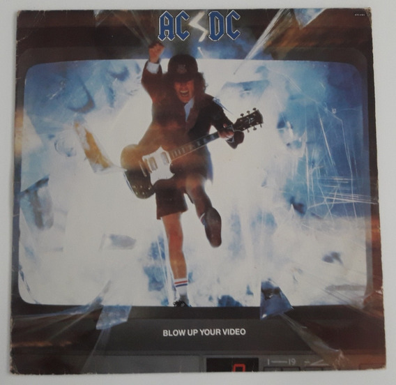 Lp Ac/dc Blow Up Your Video