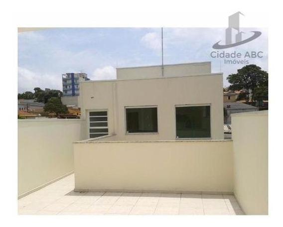 Cobertura Residencial À Venda, Baeta Neves, São Bernardo Do Campo. - Co0079