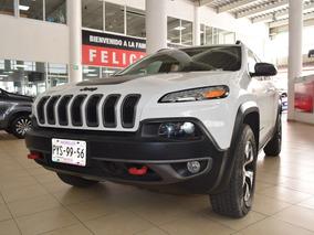 Jeep Cherokee 3.2 Trailhawk Mt 2015