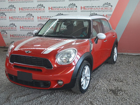 Mini Countryman 1.6 S Salt 2013 At Rojo