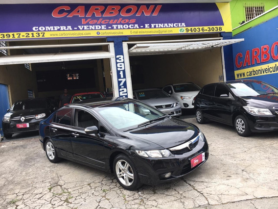 Honda Civic Exs Flex Aut- 2011