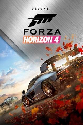 Forza Horizon 4 Deluxe - Xbox One Tipo 1/2 Original