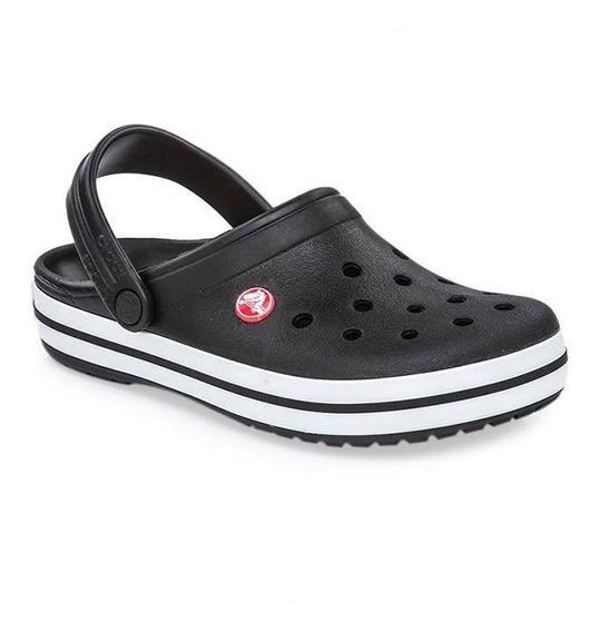Crocband Unisex Negro Crocs 11016-001
