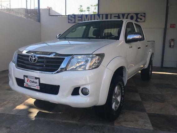 Toyota Hilux Crewcab