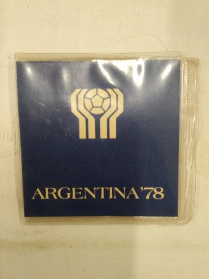 Coleção De Moedas Copa Do Mundo Argentina 1978