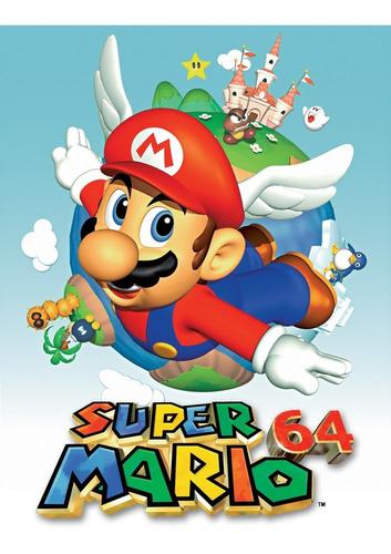 Mega Pack +274 Juegos De Nintendo 64! - Envío Digital