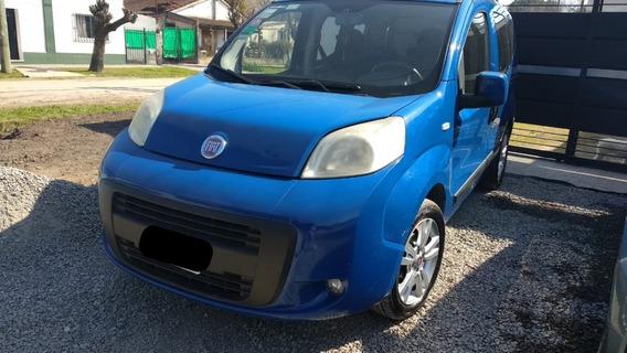 Fiat Qubo 1.4 Con Gnc