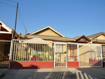 Casa En Maipu Villa Pehuen Cuatro Poniente//silva Carvallo