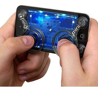 10 Pzas D 2 Joystick Smartphone Joypad Android iPad iPhone