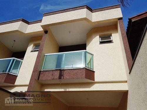 Sobrado Com 2 Dormitórios À Venda, 98 M² Por R$ 580.000,00 - Penha (zona Leste) - São Paulo/sp - So2031
