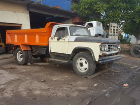 Vendo O Permuto Por Utilitario, Camion Volcador Dodge 400