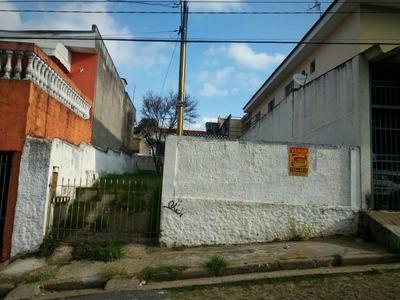 Terreno Residencial À Venda, Vila Piauí, São Paulo. - Te0212