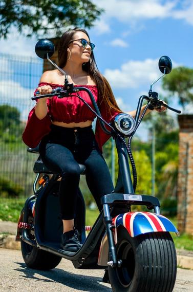 Scooter Moto Patinete Elétrica Goomove
